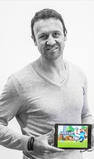 Didier fondateur kidscode